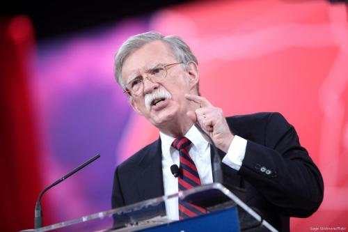 Want to know how Bolton will advise Trump? Read his tweets