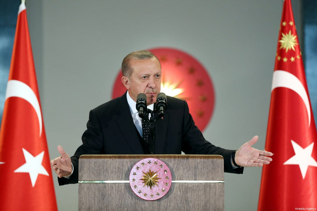 Erdogan rejects Arab demands to remove Turkish troops from Qatar