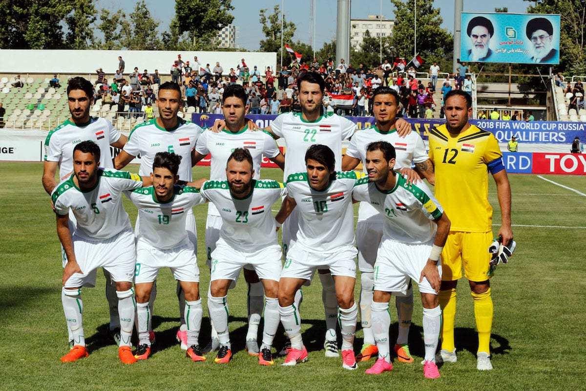 مباريات العراق في كاس اسيا 2019
