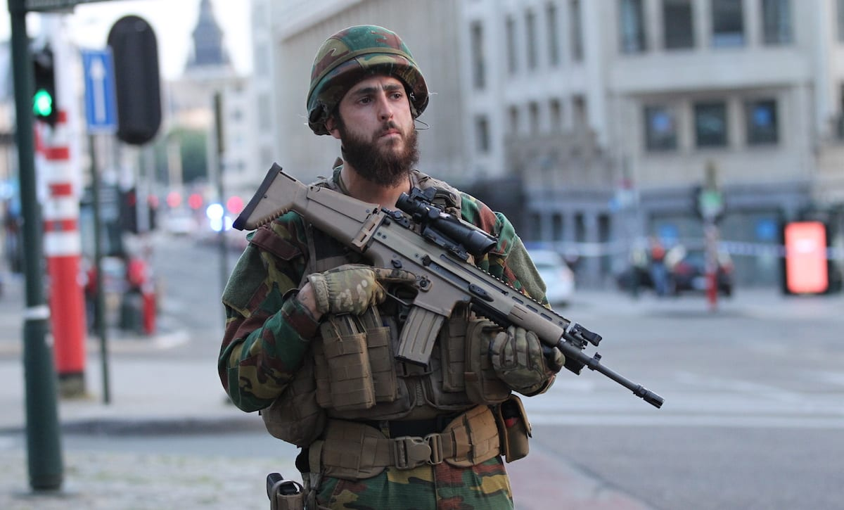 Report From Jerusalem >> Belgian troops kill 'terrorist' bomber in Brussels train station – Middle East Monitor