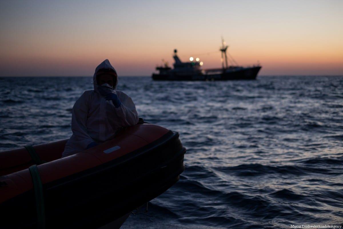 International conference about Mediterranean migration ...