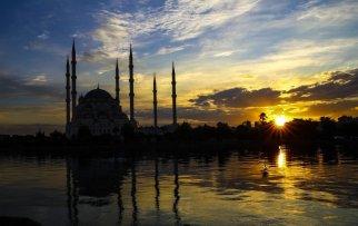 ADANA, TURKEY- Pretty as a picture
