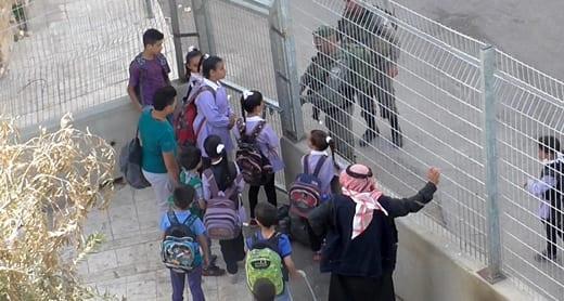 The Bakery Checkpoint in Hebron, late May 2017. [Siham Al-Fakhuri/B'Tselem]