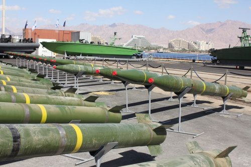 Image of Iranian weapons [Flickr]