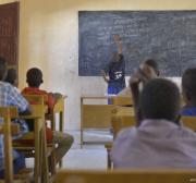Turkish students go to Somalia to renovate school
