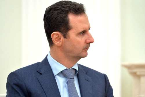 Image of Syrian President, Bashar Al-Assad, in Moscow, Russia on 10 October 2015 [En.kremlin]