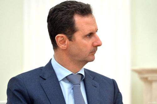 Image of Syrian President, Bashar Al-Assad, in Moscow, Russia on 10 October 2015 [En.kremlin]