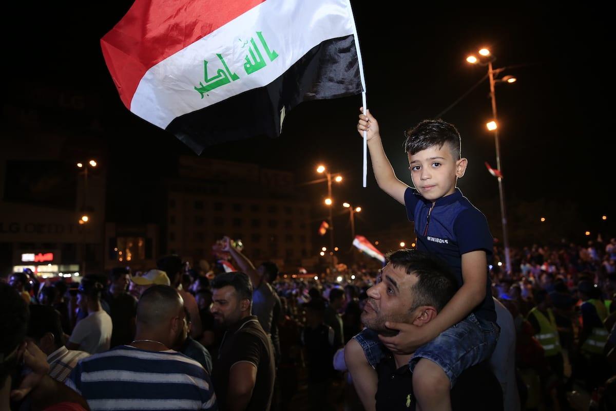 Iraqi forces liberate IS urban stronghold in Rawa in western Iraq