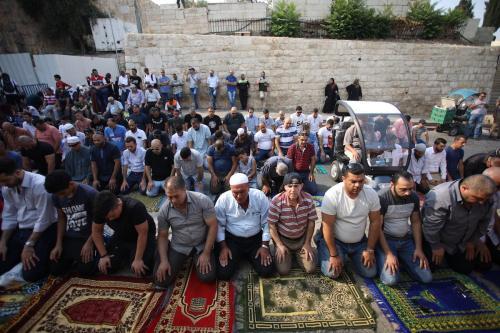 100 mosques in Sudan show solidarity with Al-Aqsa