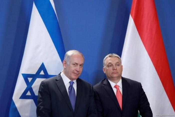 Israel's love-in with Hungary's anti-Semites exposes the ugly core of Zionism