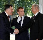 France's Libya initiative wins backing of UK, angers Italy