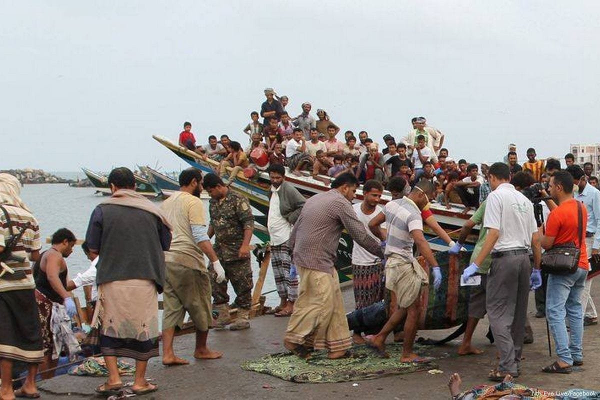 United Nations report accuses Saudi coalition of deadly migrant boat attack off Yemen