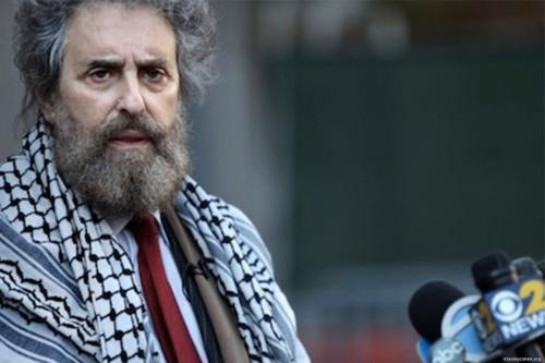 Image of former Hamas lawyer, Stanley Cohen [Istanleycohen.org]