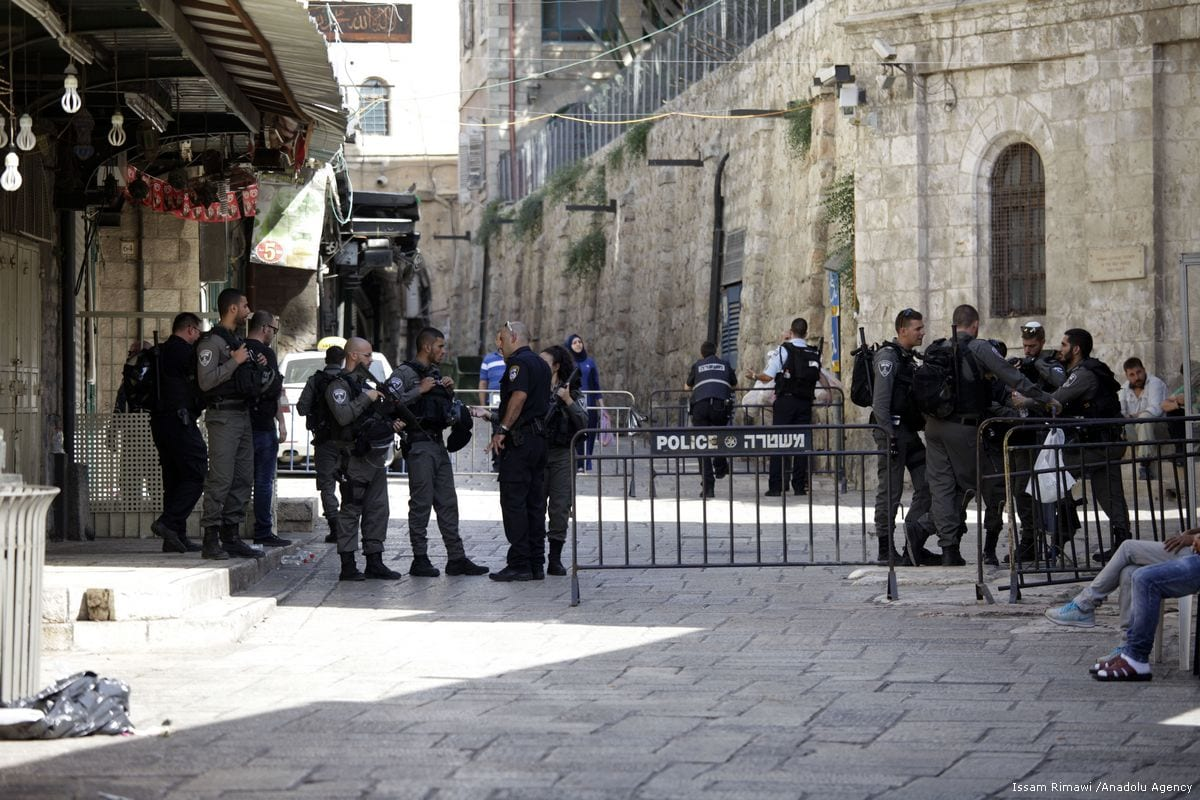 3 killed, 4 injured in terror attack at Temple Mount in Jerusalem