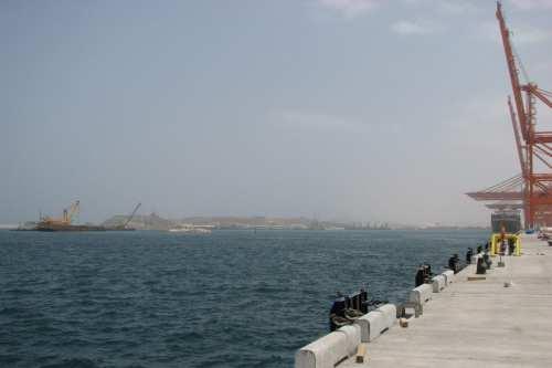 Oman's Salalah Port [Ismo/Wikimedia]