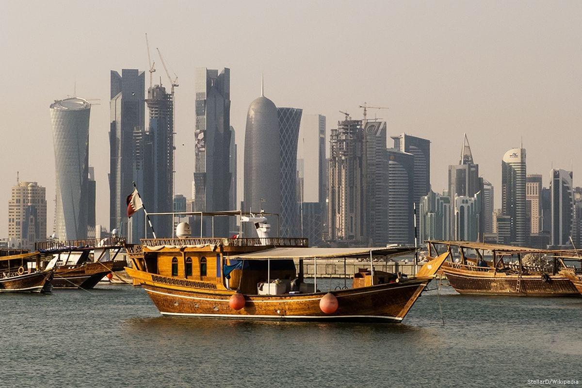 Doha, Qatar [StellarD/Wikipedia]