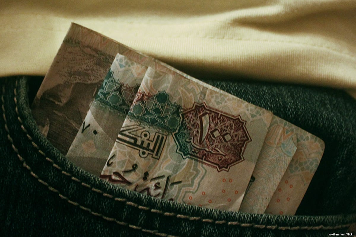 Egyptian notes [Kokillennium/Flickr]