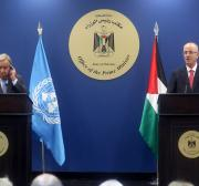The PA's bid for full UN membership will not benefit Palestinian