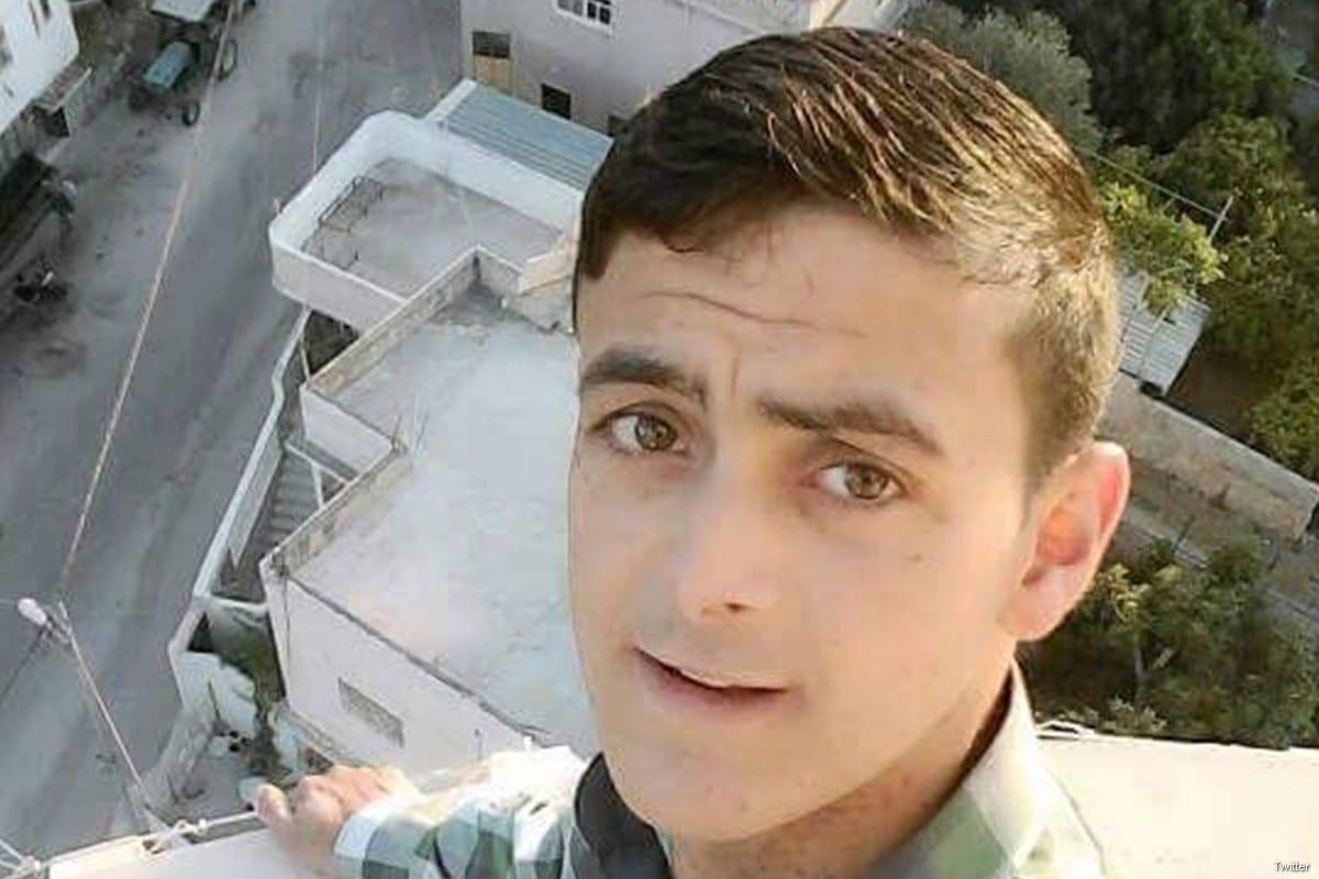 22-year-old Jawdat Ahmed Muflih [Twitter]