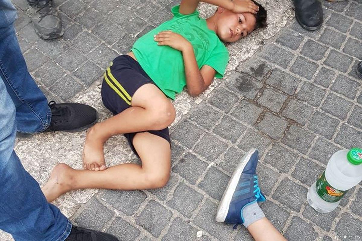 Israeli settler 'deliberately rammed' car into Palestinian children