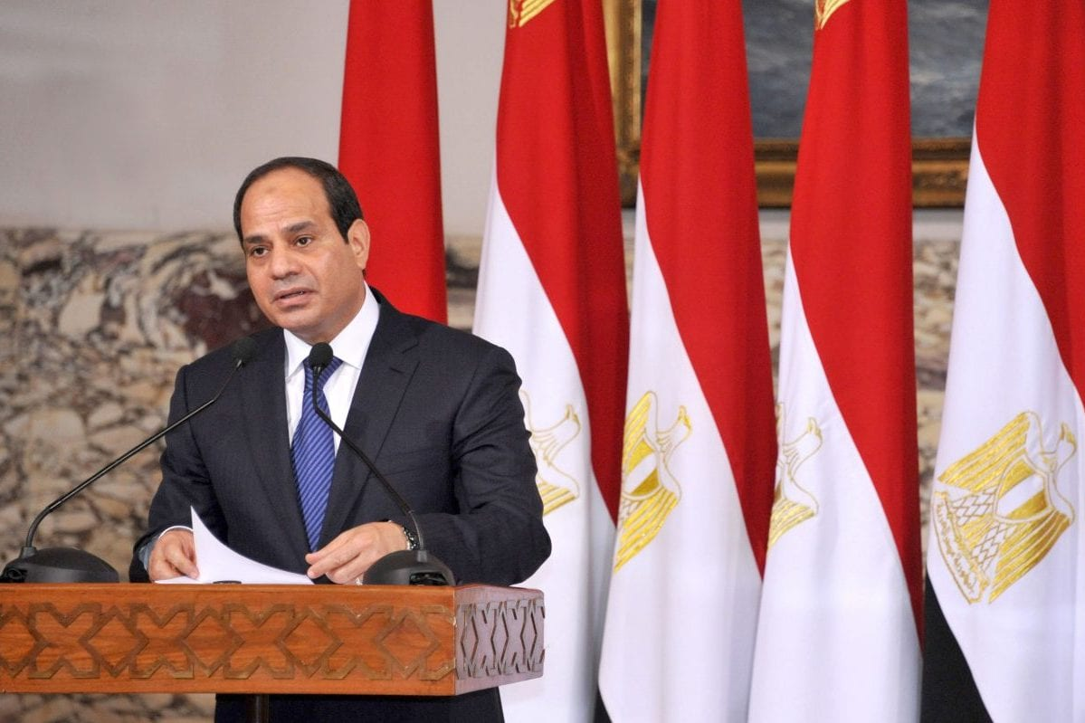 Egypt extends state of emergency by 3 more months - Official gazette