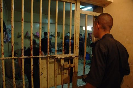 Secret Iraqi government prison
