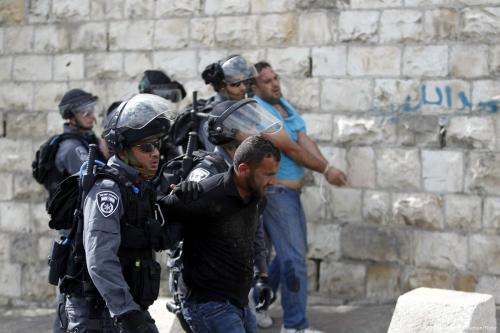 Israeli undercover forces detain 2 Palestinian minors in Shufat