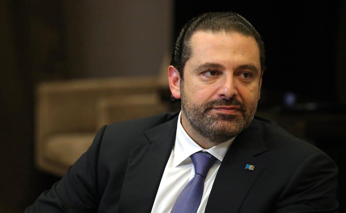 Prime Minister of Lebanon, Saad Hariri in Sochi, Russia on 13 September 2017 [Kremlin Press Centre/Anadolu Agency]