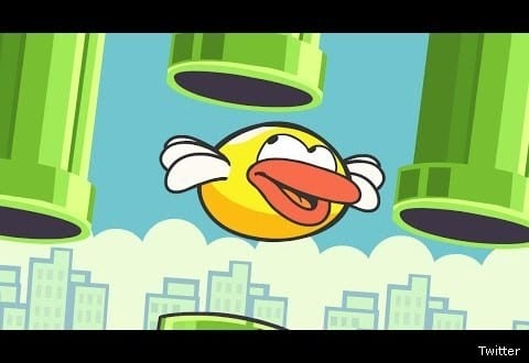 Flappy Attack Crush, game is available on Google Play Store [Twitter]