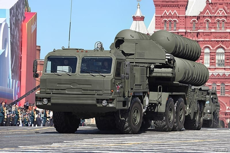 Ankara concludes deal with Moscow over S-400 missile defense system