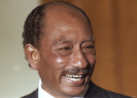 Anwar Sadat, Egyptian Former President [FlickR]
