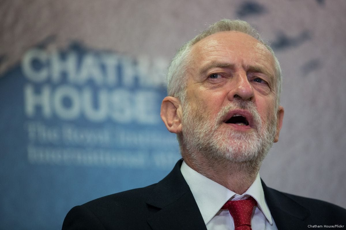 Labour Party leader Jeremy Corbyn [Chatham House/Flickr]