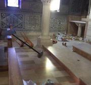 'Jewish extremists' condemned for vandalising Jerusalem church
