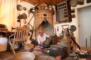 Turkish man turns his house into a heritage museum [Abdullah Çatlı/Anadolu Agency]