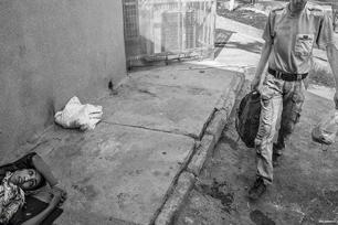 Image depicting a crack epidemic which is devastating the poverty-stricken Arab Al-Ahwaz region of Iran [KhouzNews.ir]