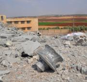 HRW: US-led coalition killed dozens in school bombing