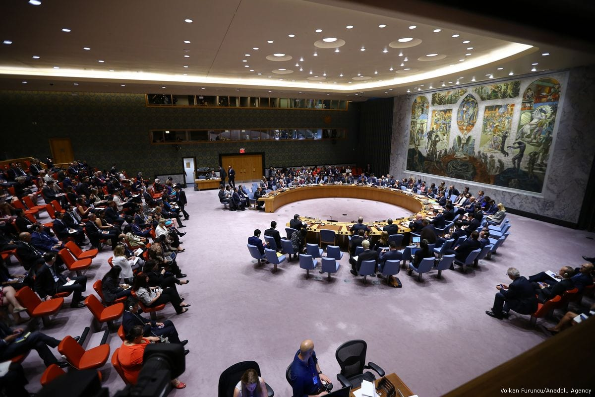 UN Security Council to vote Thursday on Syria toxic gas inquiry