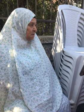 The elderly Palestinian Shamasna member was evicted from his home in occupied East Jerusalem on 5 September 2017. Because of his disability he was carried out of the property on his chair.