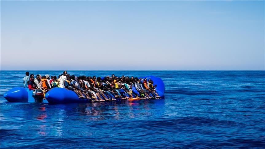 Over 100 migrants drown off Libyan coast