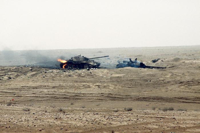 Remembering the First Gulf War