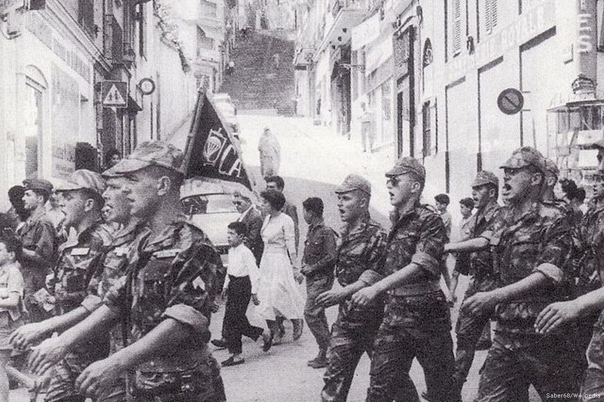 Image Result For Algeria France War