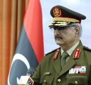 The left and the 'Haftar paradox'