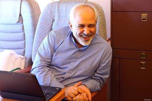 Mohammad Jawad Zarif, Iranian Foreing Minister [Wikipedia]
