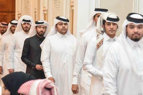 Qatari students [FlickR]