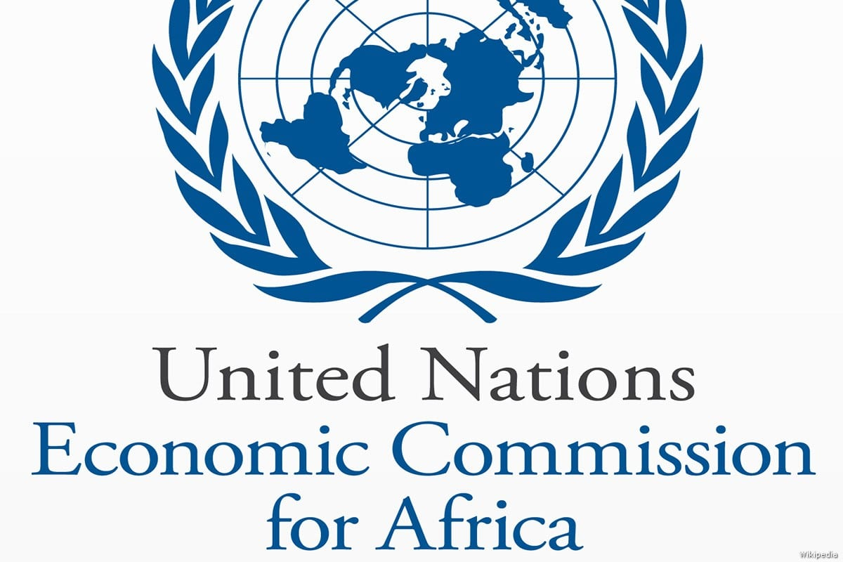 Logo of the United Nations Economic Commission for Africa [Wikipedia]