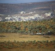 Rocket fired from inside Syria wounds five in Turkey border town