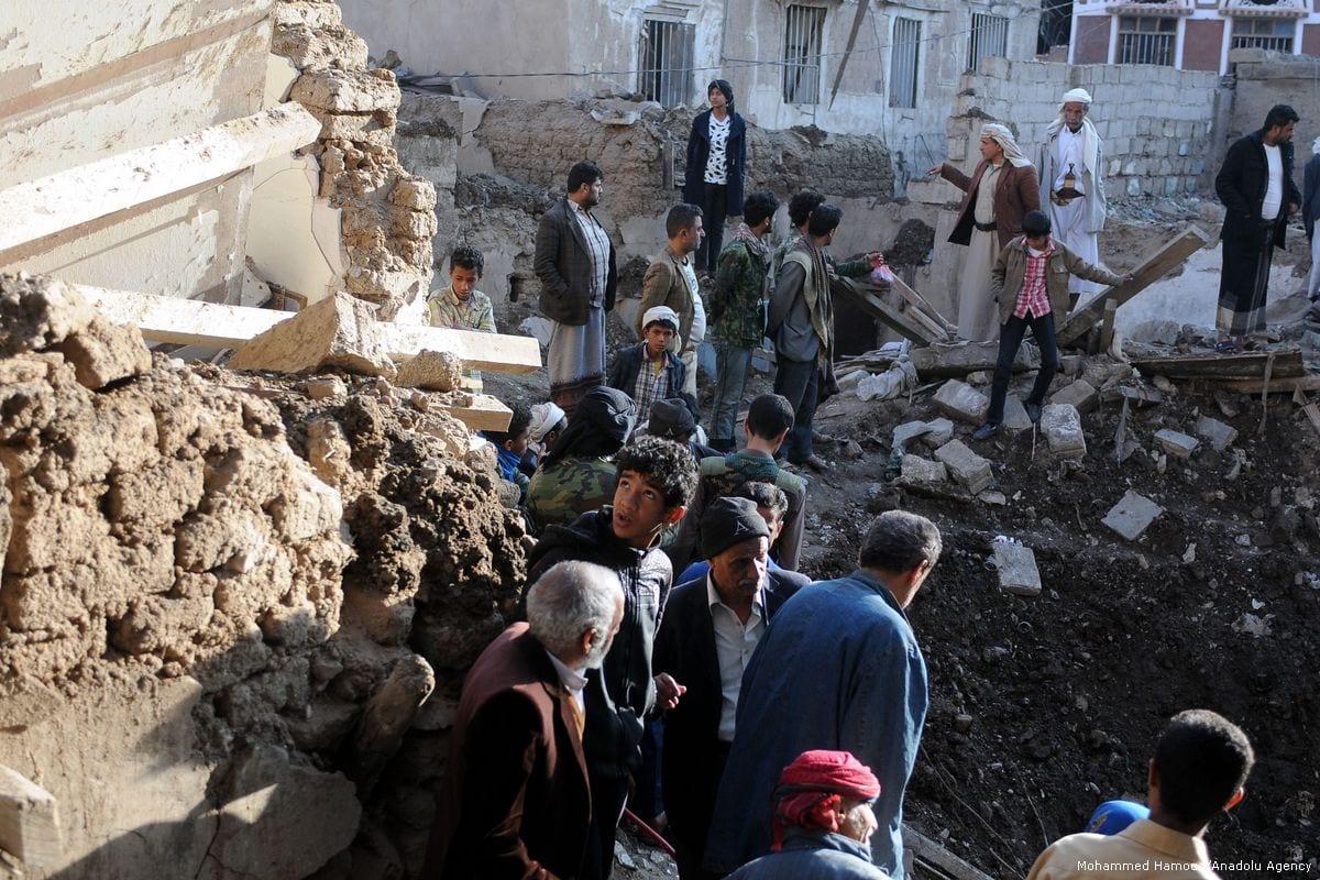 Jew Detector: US Senate Backs Saudi Arabia's War In Yemen