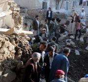 The siege of Yemen is at the behest of Saudi Arabia with Arab and international collusion