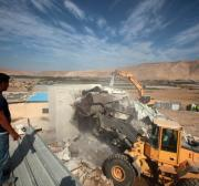 Palestinians call to save their homes from Israeli demolition orders