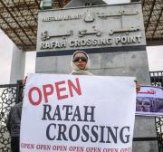Egypt decides to open Rafah crossing for 3 days next week
